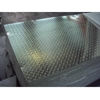 For Non Slip Aluminum Tread Plate Flooring 1220mmx2440mm Wooden Pallet Manufactures