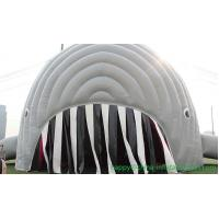 Customized Large Inflatable Outdoor Tent For Amusement Park / Playground Manufactures