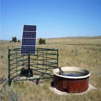 Hot sale solar water pump system for water treatment project Manufactures