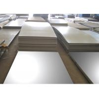 AISI 316L Cold Rolled Stainless Steel Plate Wear Resistant With Hairline Finish Manufactures