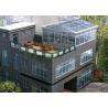 Buy cheap Eco Environmental Aluminium Frame Greenhouse Sunroom For High Level Villa from wholesalers