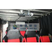 Quality Attractive Exciting Truck 5D 6D 7D XD Theater with Cinema Simulation for Theme for sale