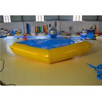 Quality Outdoor Inflatable Water Flying Fish Boat For Amusement Park In Summer for sale