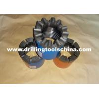Impregnated Diamond Core Drill Bit For Mining Exploration BC NC HC PC Wireline Coring Manufactures