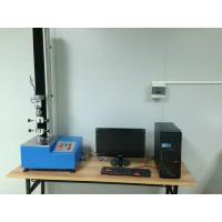 Buy cheap Computerized Mechanical Testing Machine , Ultimate Tensile Machine For Medical Glove from wholesalers
