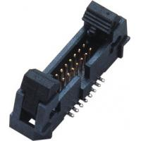 1.27mm Straigt  SMT Latch Header Ejector Wire To Board Connector LCP Pins 06~50 for PCB Microwave Manufactures