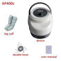 3 Modes Air Compression Leg Massager For Blood Circulations Curing Varicosity Manufactures