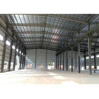 Low-cost pre-made warehouse/warehouse construction materials/light steel warehouse structure in China Manufactures
