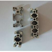 Silvery Anodized Industrial Aluminium Profile Manufactures