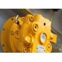 Hyundai R140-7 Excavator Swing Motor SM60-03 Yellow Hydraulic Slew motor Manufactures