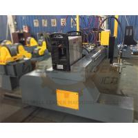 Quality Automated CNC Plasma Cutting Machine Double Driving 4m Span 15m Rails for sale