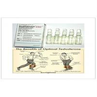 68924-89-0 Test Sustanon 250 , 99 Pure Anabolic Steroids Weight Loss Manufactures