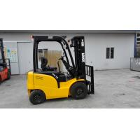 China CPD15 1.5 Ton 4 Wheel Drive Forklift / Small Electric Powered Forklift on sale