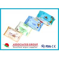 Ultra Thick Pearl Dot Wet Biodegradable Baby Wipes Tissues 25pcs Small Packaging Manufactures