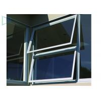 Quality Customized Double Glazed Aluminum Awning Windows For Residential Building for sale