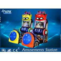 Indoor Playground Racing Game Machine English Version Coin Operated Manufactures