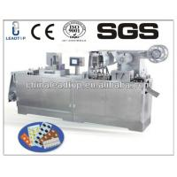 Quality GMP Standard Pharmaceutical Processing Machines Tablet Capsule Blistering Machine for sale