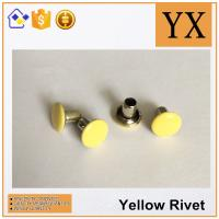 Youxin hardware Leather handbags fitting metal rivet hardware supplier wholesale Manufactures
