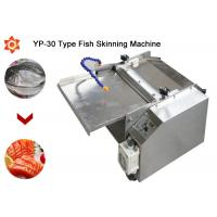 3.5kw Motor Power Automatic Food Processing Machines Fish Processing Machine Manufactures