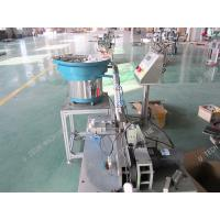 Silicon Pressure Valve Cap Assembly Machine / Automatic Capping Machine Manufactures