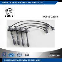 High Performance Auto Parts Silicone Ignition Cable 90919-22389 approved SGS Manufactures