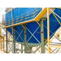 China Pulse Jet Type Filter Bag House Dust Collector For Cement Factory on sale