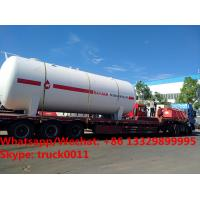 Buy cheap 2018s best seller and high quality 50M3 surface propane gas storage tank for sale, HOT SALE! lpg gas storage tank from wholesalers