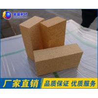 SK - 34 Lightweight Refractory Bricks Brown Color Fire Resistant Bricks Manufactures