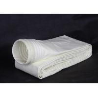 Buy cheap Air Filtration Customed Polyester Dust Filter Bag Filter Fabric for Dust Collector from wholesalers