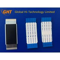 Buy cheap Straight Type 33 Pin Flat Flex Ribbon Cable For Scanner Printer And Electronics Application from wholesalers