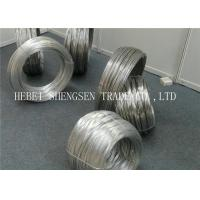 China Low Relaxation Electro Galvanized Wire Q195 Electro Galvanized Iron Wire on sale