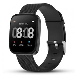 """Heart Rates Monitor 1.22"""" Fitness Tracker Smartwatch Manufactures"""