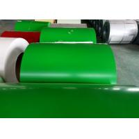 Quality Green Prepainted Galvanized Steel Coil For Metal Building Purlins for sale
