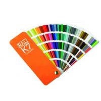 Ral color card number Ral k7 classic color chart Ral k7 colour chart ral k7 ral colour chart international metal card Manufactures