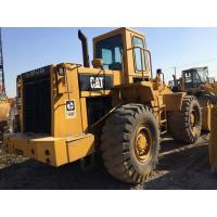 Cat Compact Second Hand Wheel Loaders 950E , Front Loader Construction Equipment Manufactures