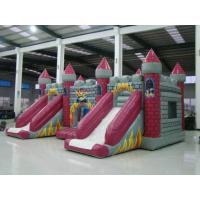 Quality Commercial Inflatable Sports Games , Kids Commercial Bouncy Castle For Outdoor for sale