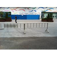 Stainless steel Crowd Control Barriers 304 1000mm x 2500mm width Manufactures