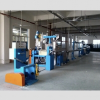120m/M 45mm Fluoroplastic Cable Extruder Manufactures