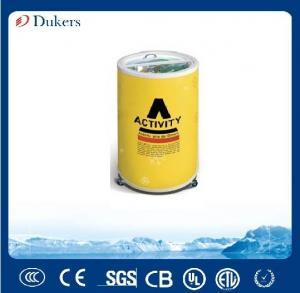 Can Cooler Beverage Showcase Fridge Display Commercial Refrigerator 40-60 Liter Manufactures