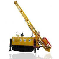 Hydraulic Mining Drilling Rig For Diamond Drilling On Ground Surface CSD1300G Manufactures