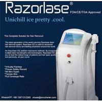 Multifunction Permanent Laser Hair Removal Machines For Full Body / Facial Manufactures