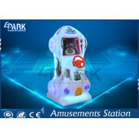 Buy cheap Children Indoor Car Racing Game Machine 1 Player Strong Material from wholesalers