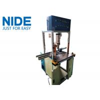 Auto BLDC motor stator insulation board /end plate pressing machine Manufactures