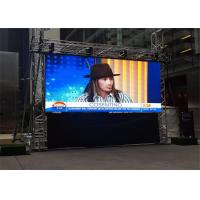 6.25mm Pixel Pitch Indoor Full Color Led Display High Grey Scale Level 150°/120° Manufactures