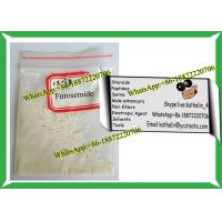 White Powder  Furosemide Treatment of hypertension And Edema CAS 54-31-9 Manufactures
