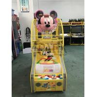 Quality Children Arcade Basketball Game Machine Amusement Park Equipment for sale