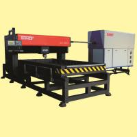 Die board wood CO2 laser cutting machine with with high speed and high precision Manufactures