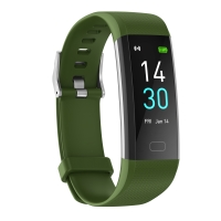 Buy cheap Bluetooth 5.0 IP68 TELEC Blood Oxygen Smartwatch HRS3300 from wholesalers