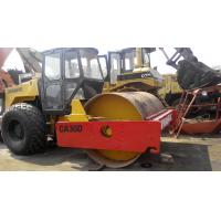 14 Ton Used Smooth Wheel RollerConstruction Equipment Dynapac CA30 Duetz Engine Manufactures