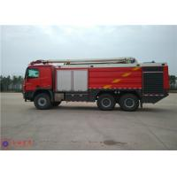 16 Forward Gears Airport Fire Truck Manufactures